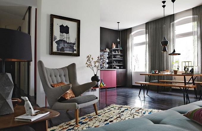 Der Berliner Wohnung von Peter Fehrentz  Die Berliner Wohnung von Peter Fehrentz Der Berliner Wohnung von Peter Fehrentz wohnenmitklassikern