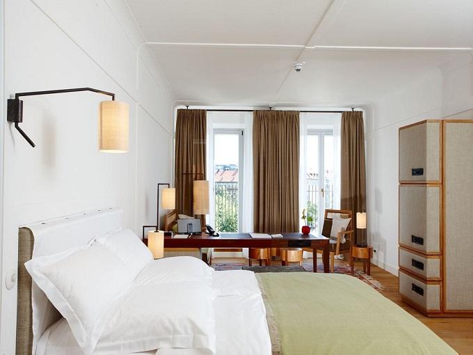 Luxus- und Designhotels in München