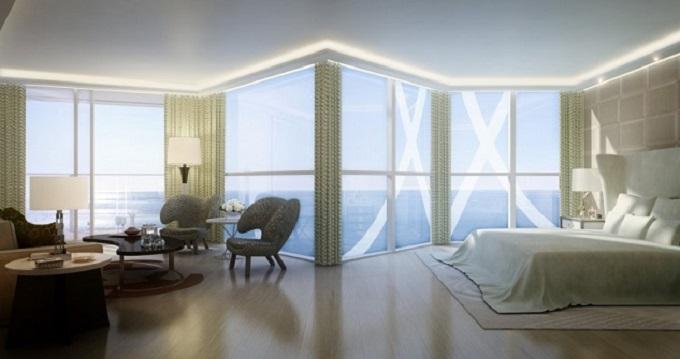 die teuerste wohnung der welt wohnen mit klassickern. Black Bedroom Furniture Sets. Home Design Ideas