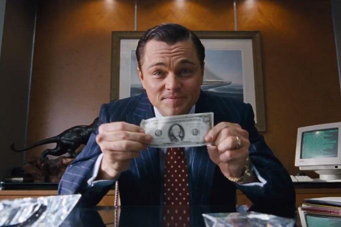 Hollywood: das Haus des Wolfs der Wall Street