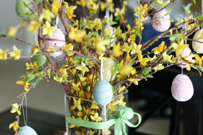 Blumen | 5 Frühling Wohnideen für Wohnzimmern  5 Frühling Wohnideen für Wohnzimmern blumen Fr  hling Wohnideen f  r Wohnzimmern Wohnenmitklassikern1