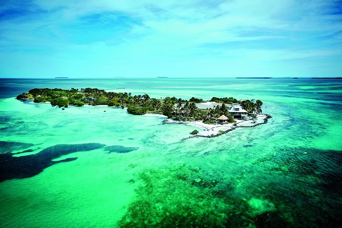 Idyllische Hideaway: Insel Ballast Key