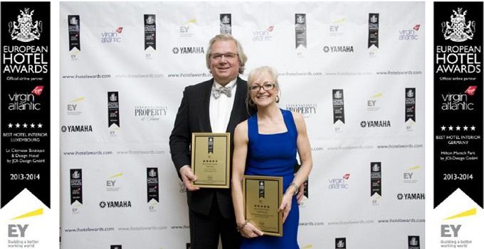 Hospitality Design und JOI Design european hotel awards Design und JOI Design wohnenmitklassikern