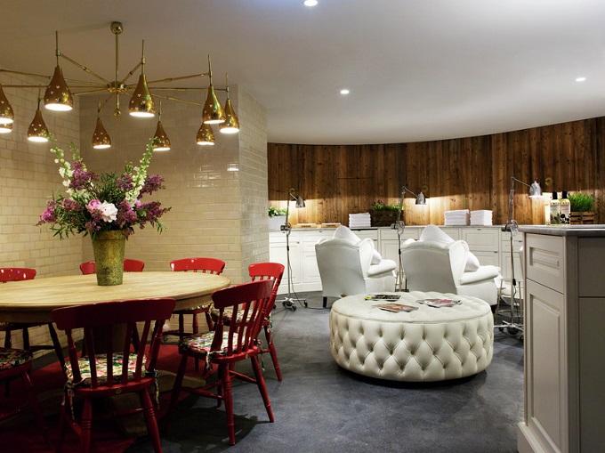 Manhattan in Berlin: Das Soho House  Beste 5-Sterne Hotels in Berlin spa Manhattan in Berlin Das Soho House wohnenmitklassikern
