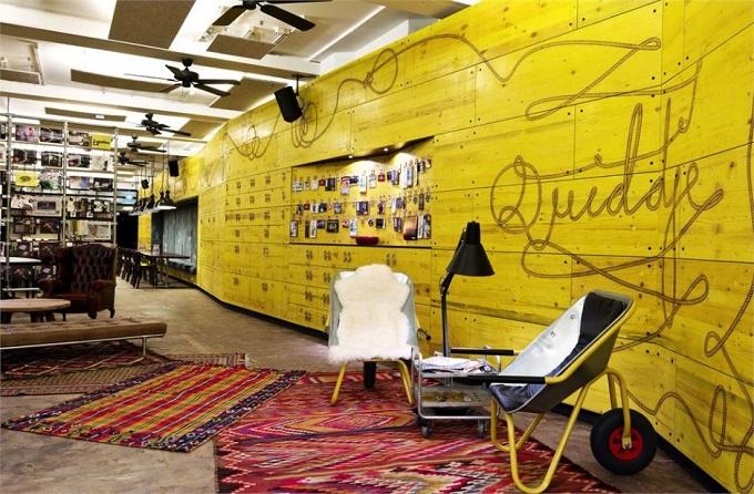 Superbude II Hotel-Hostel | Die beste Projekte von Dreimeta  Die beste Projekte von Dreimeta HOSTEL SUPERBUDE 2 Hamburg St