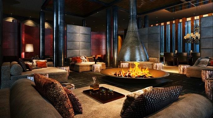 Die besten 5 sterne hotels in den alpen wohnen mit for Designhotels in den alpen