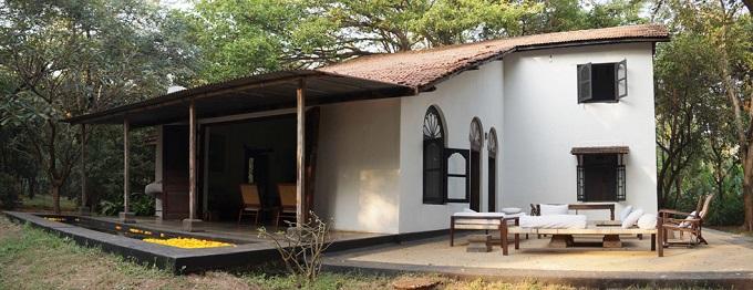 Wo Architekten wohen: Bijoy Jain von Studio Mumbai  Wo Architekten wohen: Bijoy Jain von Studio Mumbai Wo Architekten wohen Bijoy Jain von Studio Mumbai wohnenmitklassikern2