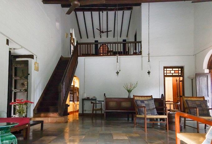 Wo Architekten wohen: Bijoy Jain von Studio Mumbai  Wo Architekten wohen: Bijoy Jain von Studio Mumbai Wo Architekten wohen Bijoy Jain von Studio Mumbai wohnenmitklassikern4