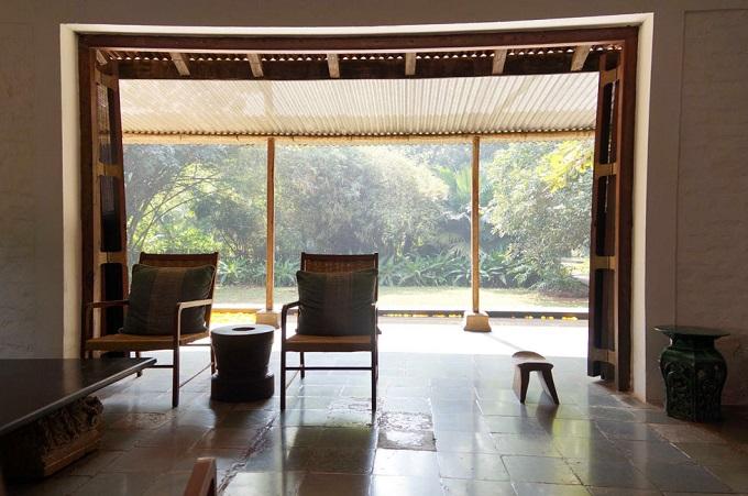 Wo Architekten wohen: Bijoy Jain von Studio Mumbai  Wo Architekten wohen: Bijoy Jain von Studio Mumbai Wo Architekten wohen Bijoy Jain von Studio Mumbai wohnenmitklassikern6