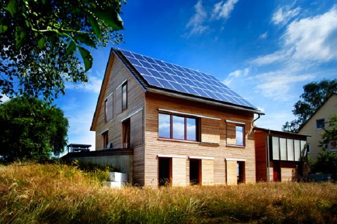 Das Hightech-Holzhaus von Bauherr Erwin Thoma
