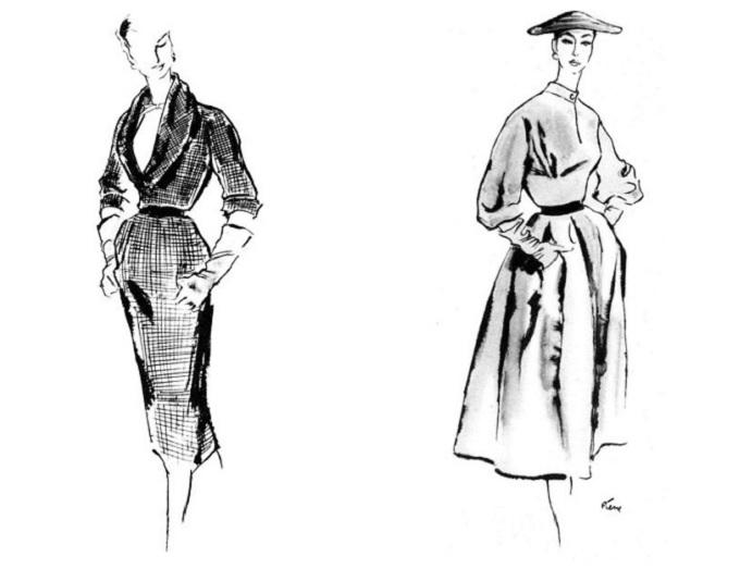 Das kleine Buch der Mode von Christian Dior  Das kleine Buch der Mode von Christian Dior Das kleine Buch der Mode von Christian Dior wohnenmitklassikern11