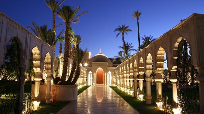 Le Palais Namaskar, Marrakesch | Haute Couture der Hotellerie  Haute Couture der Hotellerie Le Palais Namaskar Marrakesch Haute Couture der Hotellerie wohnenmitklassikern