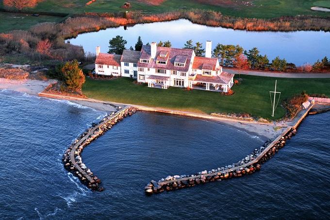 Zu verkaufen: die Villa von Katherine Hepburn  Zu verkaufen: die Villa von Katherine Hepburn Zu verkaufen die Villa von Katherine Hepburn wohnenmitklassikern