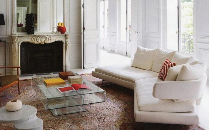 Alireza Razavi Pariser Wohnung  Alireza Razavi Pariser Wohnung Alireza Razavi Pariser Wohnung klassich wohnen2