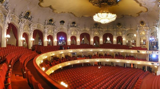 Deutsche Oper Berlin   Deutsche Oper Berlin Berlin Deutsche Oper Zuschauerraum2