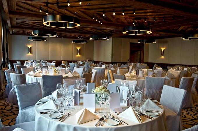 Das Schweizer Luxushotel Alpina Gstaad   Das Schweizer Luxushotel Alpina Gstaad Das Schweizer Luxushotel Alpina Gstaad Ballroom
