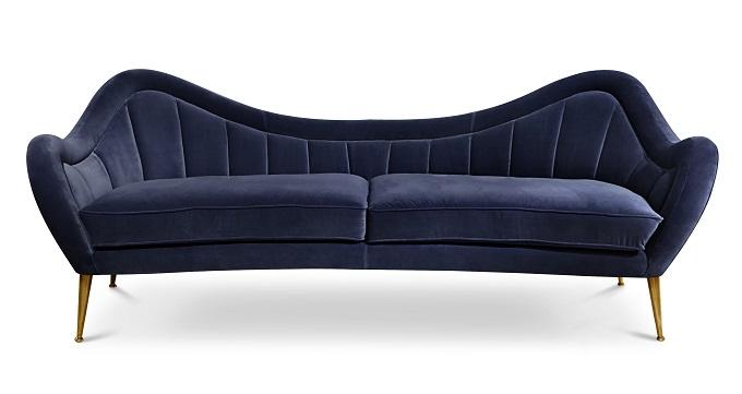 2-Sitzer Sofa - um mit Ihr Liebe zu sitzen.   Sommerstil: klassichen Wohnideen Sommerstil klassichen Wohnideen hermes 2 sitzer sofa1