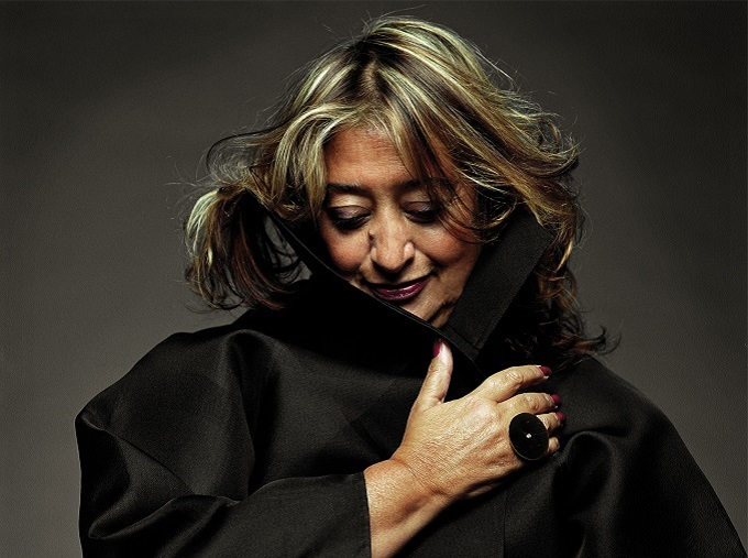 Zaha Hadid, die visionär  Zaha Hadid, die visionär Zaha Hadid die vision  r wohnenmitklassikern