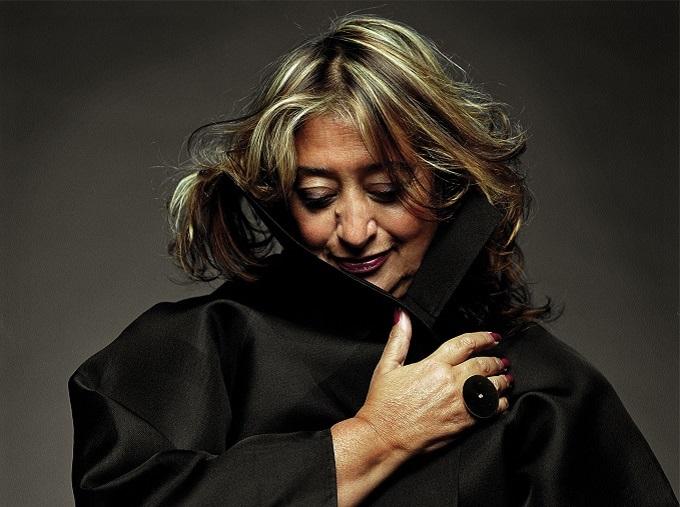 Zaha Hadid, die visionär