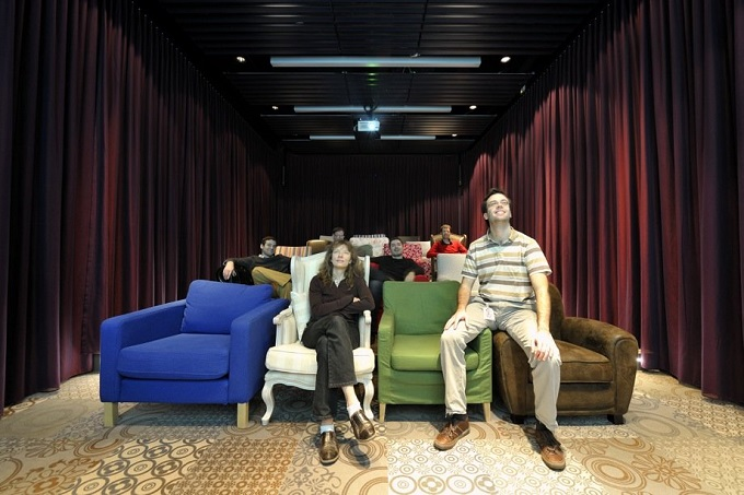 Das Google Büro in Zürich   Das Google Büro in Zürich Das Google B  ro in Z  rich projekt cinema