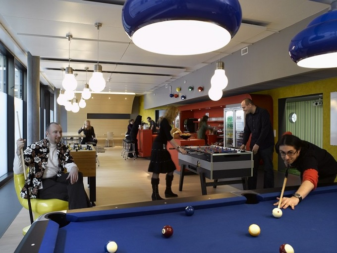Das Google Büro in Zürich   Das Google Büro in Zürich Das Google B  ro in Z  rich projekt games