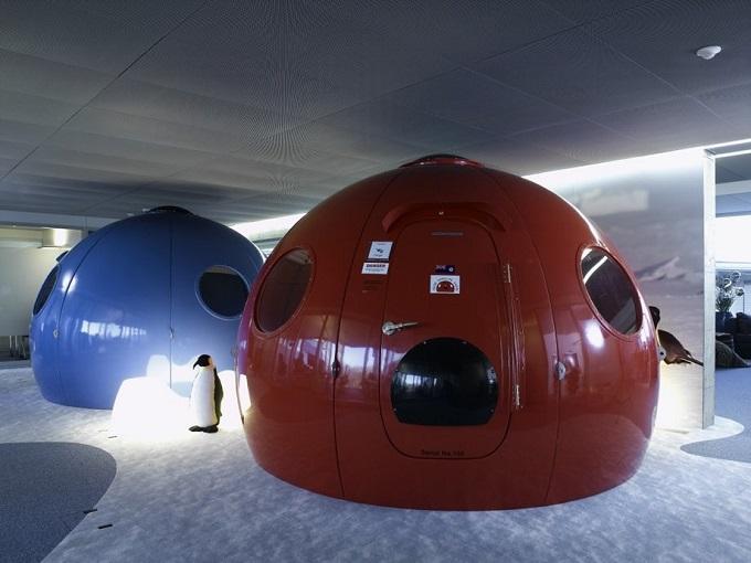Die Konferenzräume der Googles Büro in Zürich  Das Google Büro in Zürich Das Google B  ro in Z  rich projekt konferenze4
