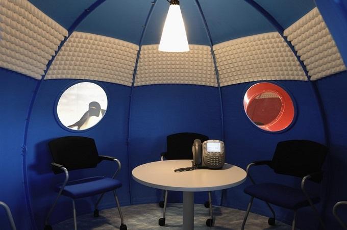 Die Konferenzräume der Googles Büro in Zürich  Das Google Büro in Zürich Das Google B  ro in Z  rich projekt konferenze5