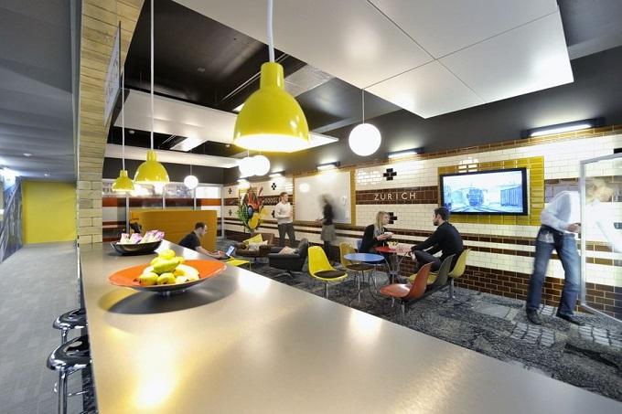 Das Google Büro in Zürich  Das Google Büro in Zürich Das Google B  ro in Z  rich projekt lounge2