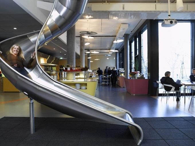 Das Google Büro in Zürich  Das Google Büro in Zürich Das Google B  ro in Z  rich projekt slide2