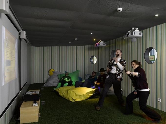 Das Google Büro in Zürich   Das Google Büro in Zürich Das Google B  ro in Z  rich projekt video games