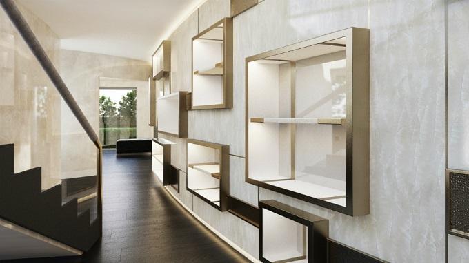Die Zürich Wohnung | Einzige Innerarchitektur mit Jeannet   Einzige Innerarchitektur mit Jeannet Einzige Innerarchitektur mit Jeannet Zurich Wohnung2