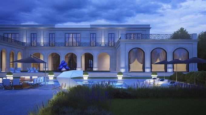 Villa Delhi | Einzige Innerarchitektur mit Jeannet   Einzige Innerarchitektur mit Jeannet Einzige Innerarchitektur mit Jeannet villa delhi