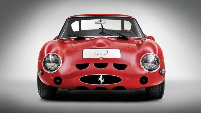 Ferrari 1963 250 GTO, das Teuerstes Auto der Welt  Jahresrückblick 2014 Wohnen mit Klassikern Ferrari 1963 250 GTO