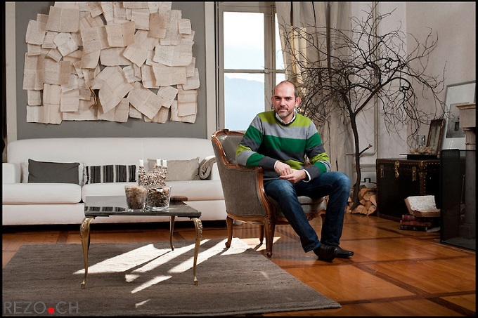 Jorge Cañete, 2014 Interior Designer of the Year Award