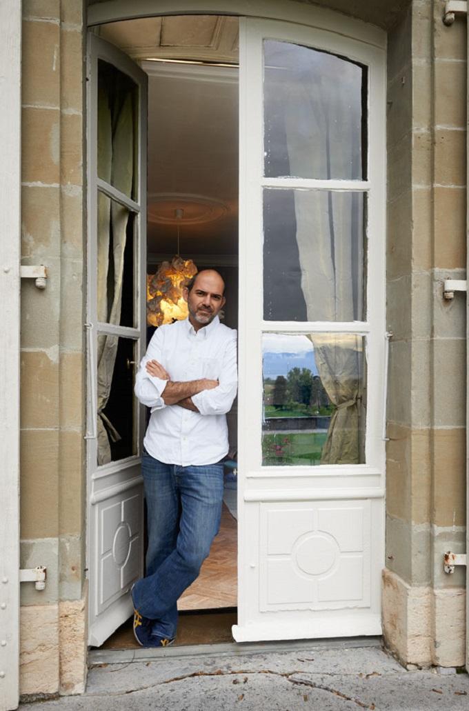 Jorge Cañete, 2014 Interior Designer of the Year Award  Jorge Cañete bekommt das Oscar der Welt der Innenarchitektur Jorge Ca  ete Innenarchitekt des Jahres 2014