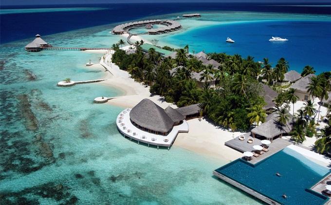 Huvafen Fushi, Maldives | Leben im Stil: die exklusivsten Privatinseln der Welt  Leben im Stil: die exklusivsten Privatinseln der Welt Leben im Stil exklusivsten Privatinseln der Welt Huvafen Fushi Maldives