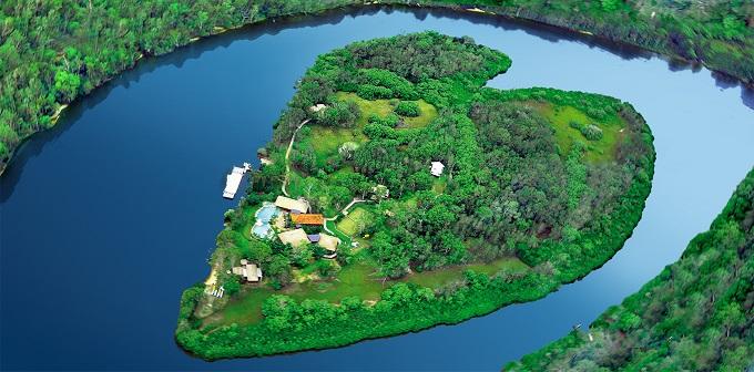 Makepeace Island, Australia | Leben im Stil: die exklusivsten Privatinseln der Welt  Leben im Stil: die exklusivsten Privatinseln der Welt Leben im Stil exklusivsten Privatinseln der Welt Makepeace Island Australia