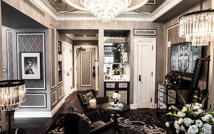 Plaza Hotel, New York  Die Suite des Großen Gatsby im Plaza Hotel The Fitzgerald Suite The Plaza Catherine Martin1