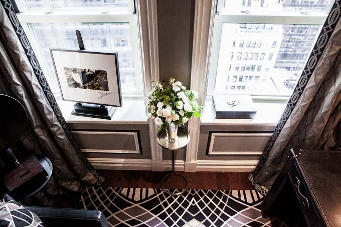 Plaza Hotel, New York  Die Suite des Großen Gatsby im Plaza Hotel The Fitzgerald Suite The Plaza Catherine Martin3