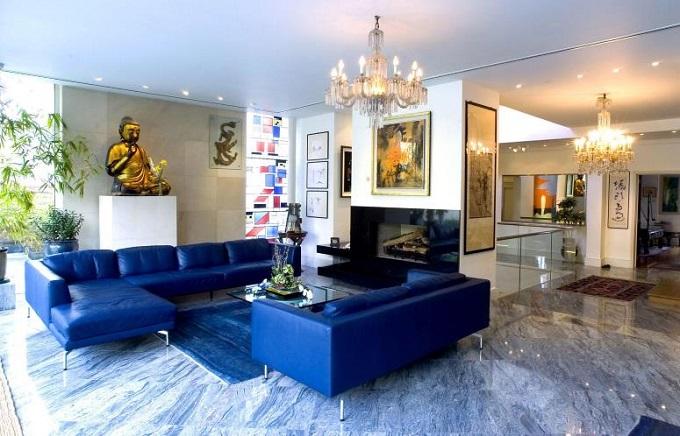 Franchuk Villa, London, England  Die teuersten Häuser der Welt Franchuk Villa London England