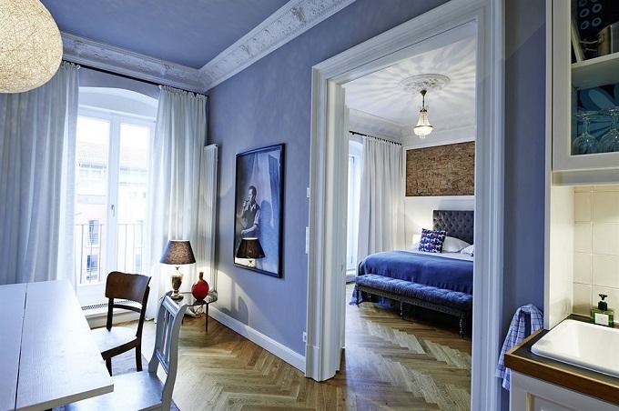 Gorki - Luxus-Apartments und Penthouses in Berlin