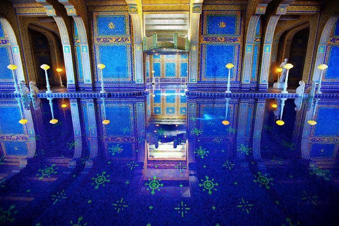 Hearst Mansion, Los Angeles, USA  Die teuersten Häuser der Welt Hearst Mansion Los Angeles USA