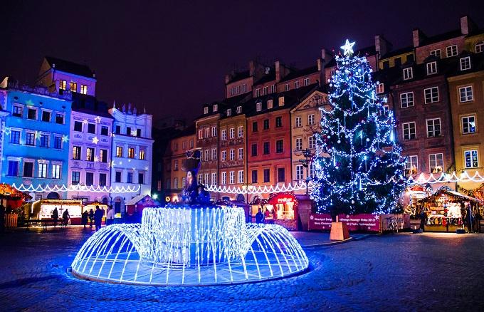 Krakau, Polen   Die Schönsten Weihnachtsmärkte Europas  Die Schönsten Weihnachtsmärkte Europas Krakau Sch  nsten Weihnachtsm  rkte Europas