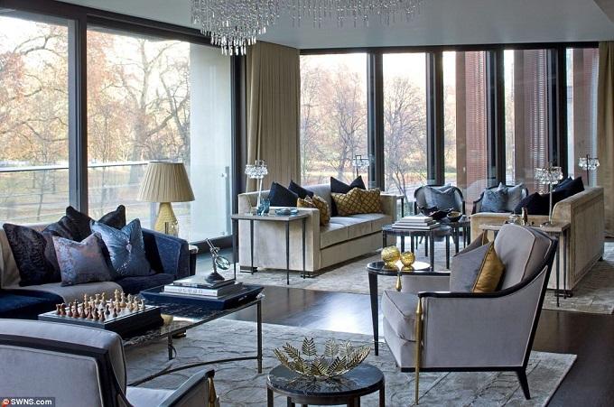 One Hyde Park, London, England  Die teuersten Häuser der Welt One Hyde Park London England