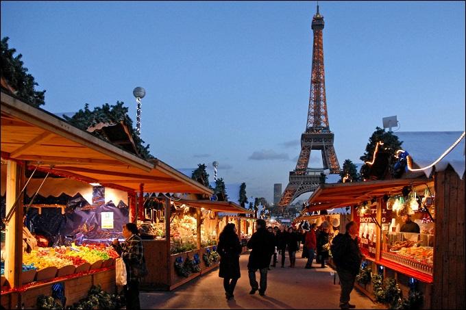 Paris, Frankreich   Die Schönsten Weihnachtsmärkte Europas  Die Schönsten Weihnachtsmärkte Europas Paris Sch  nsten Weihnachtsm  rkte Europas