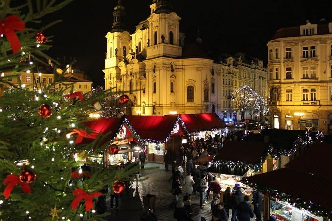 Prag, Tschechien   Die Schönsten Weihnachtsmärkte Europas  Die Schönsten Weihnachtsmärkte Europas Prag Sch  nsten Weihnachtsm  rkte Europas