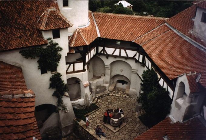 Schloss Bran, Siebenbürgen, Rumänien   Die teuersten Häuser der Welt Schloss Bran Romania 1