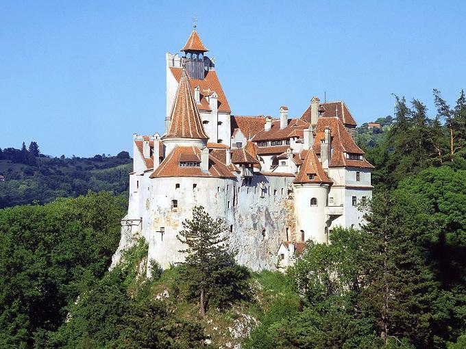 Schloss Bran, Siebenbürgen, Rumänien   Die teuersten Häuser der Welt Schloss Bran Romania