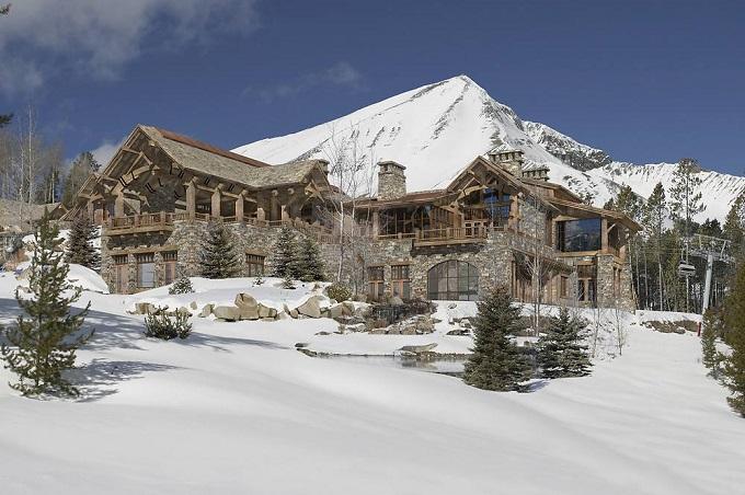 The Pinnacle, Montana, USA   Die teuersten Häuser der Welt The Pinnacle Montana USA