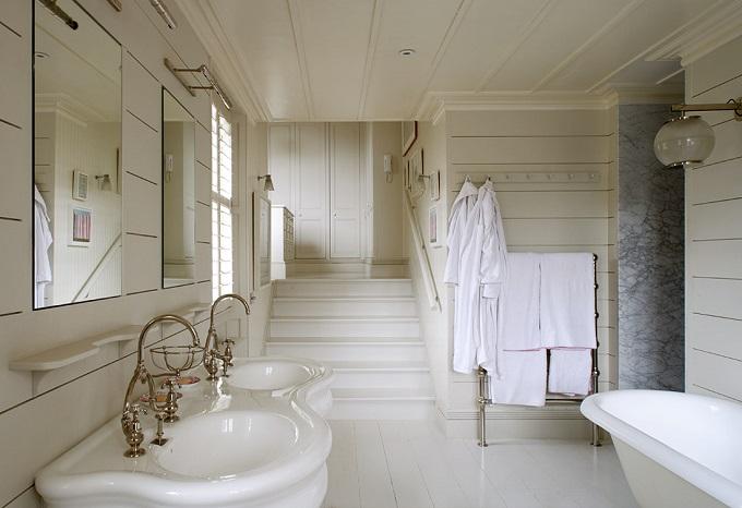 Wohnideen für luxuriösem Badezimmer  Wohnideen für luxuriöse Badezimmer Wohnideen Badezimmer klassisch deko